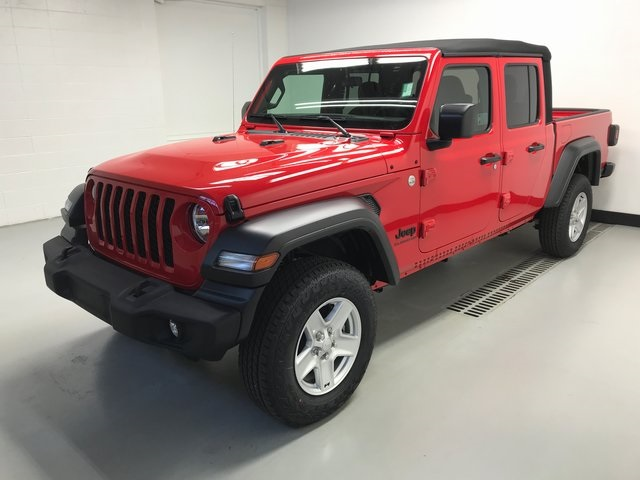 New 2020 Jeep Gladiator Sport S Crew Cab In Indianapolis