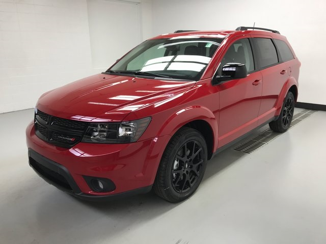 NEW 2019 DODGE JOURNEY GT AWD