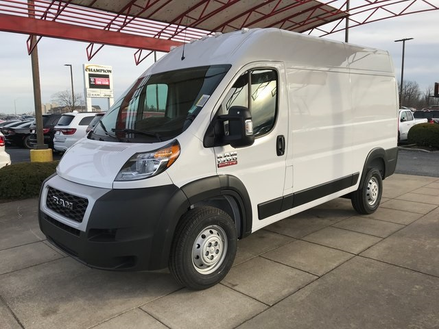 NEW 2020 RAM PROMASTER 1500 CARGO VAN HIGH ROOF 136