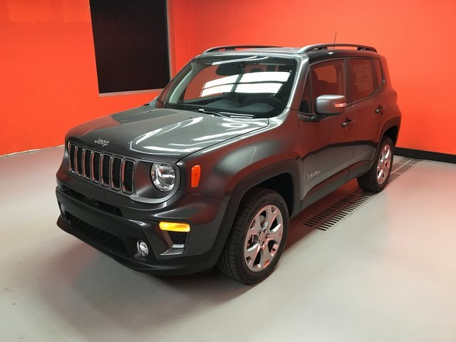 Jeep Dealership Indianapolis >> New 2019 Jeep Renegade Limited Sport Utility In Indianapolis